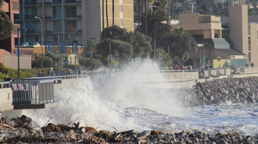 Photo of Ventura promenade